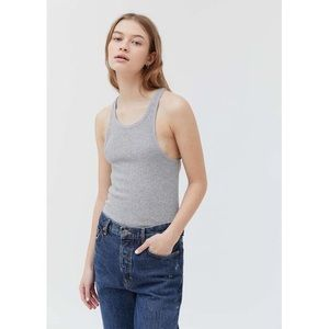 | UO | Out from Under Scarlet Racerback Tank